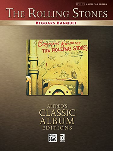 The Rolling Stones: Beggars Banquet: Authentic Guitar TAB Sh