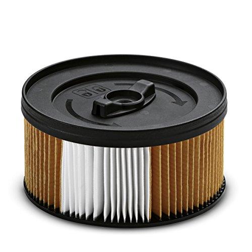Kärcher Filtre cartouche revêtement spécial accessoire pour aspirateurs eau et poussières WD 4290, WD 5200 M, WD 5300 M et WD 5600 MP