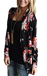 amazon daily deals, stitch fix, spring fashion, floral, floral cardigan, soft cardigan, light weight cardigan