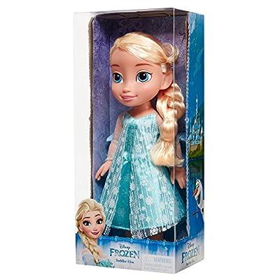 Disney 039897989211 Frozen Elsa Toddler Doll