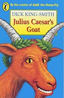 Julius Caesar's Goat (Young Puffin story books) by Dick King-Smith (2000-01-01) Paperback
