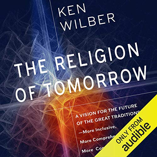 Page de couverture de The Religion of Tomorrow