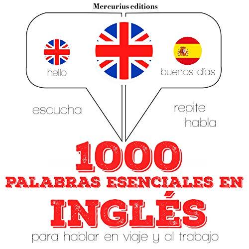 1000 palabras esenciales en inglés  By  cover art