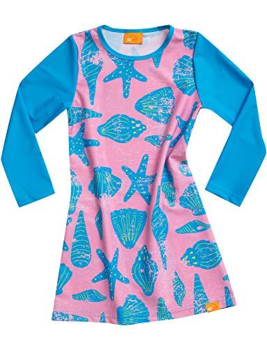 iQ-UV meisjes strandjurk tuniek
