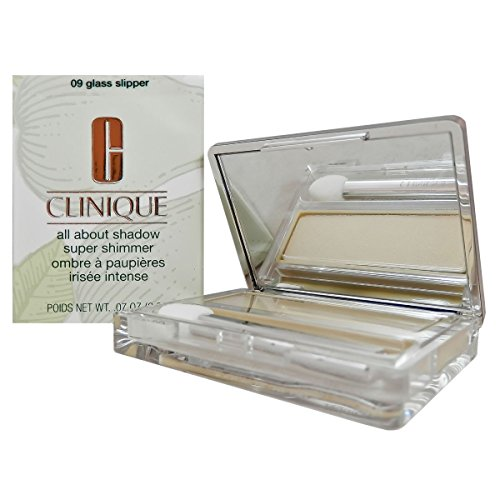 Clinique All About Shadow Single 09 glass slipper, 1er Pack (1 x 2 g)