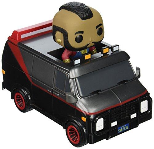 Funko - 25 - Pop - Agence Tous Risques - Van avec Barracuda