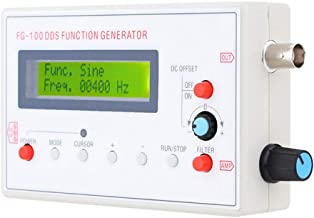 1HZ-500KHZ FG-100 DDS Functional Signal Generator Frequency Meter Signal Source Module Frequency Counter