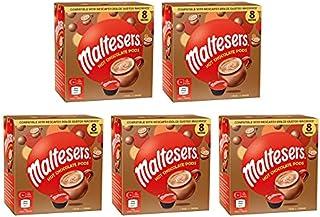 Maltesers Boisson au Chocolat - Dolce Gusto Compatible - 40 Capsules (8x5)