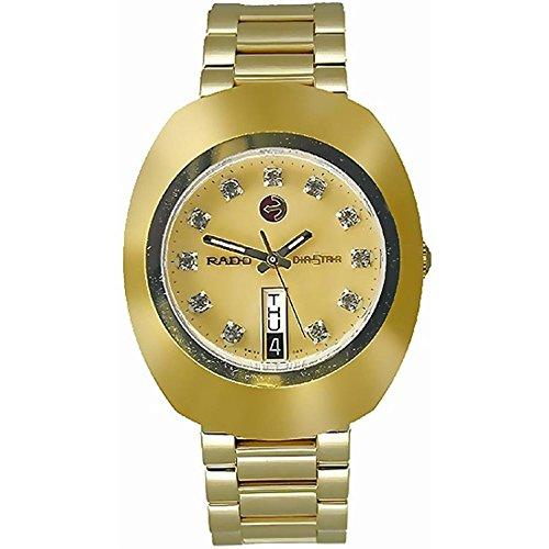 Rado Men's DiaStar watch #R12413494