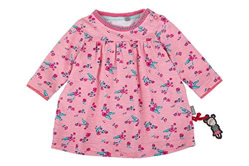 Sigikid Baby-Mädchen Kleid, Blau (Icing 693), 86