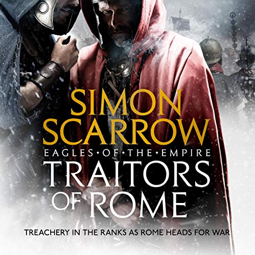 Couverture de Traitors of Rome