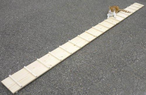 Katzentreppe, Balkonkatzentreppe 2 Meter - 3