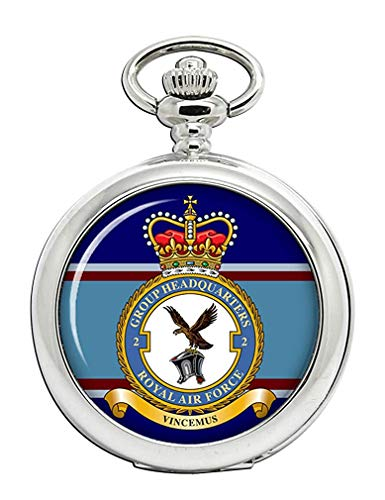 2 sedi di gruppo, RAF orologio da tasca