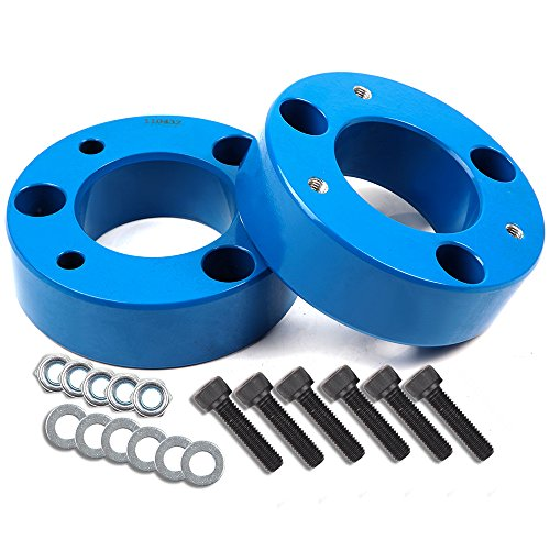 ECCPP 2.5 inch Leveling Lift Kit Raise your vehicle 2.5' Front Leveling Lift Kit fits for Ford F150 2004-2018 2WD 4WD