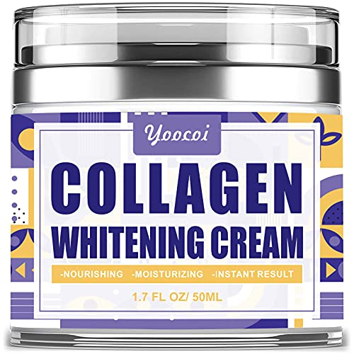Dark Spot Remоver for Face and Body, Intimate Bleaching Cream for Women, Collagen Underarm Cream with Hyaluronic Acid-Instant Results for Undеrаrms, Elbows, Chests, Knees and Privates-1.7 OZ