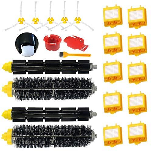 Supon Accesorios de repuestos de robot para robot 790 782 780 776 774 772 770 760 Juego de reemplazo de filtro de cepillo serie 700(00108)