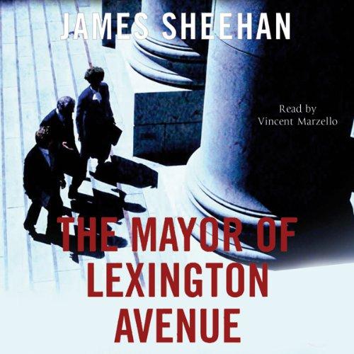 The Mayor of Lexington Avenue audiobook cover art