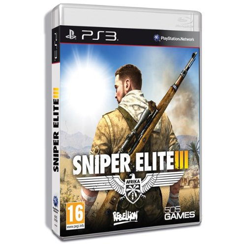Sniper Elite III (3) Sony Playstation 3 PS3 Game UK