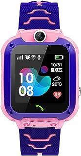 Bodbii Inteligente Reloj S12 Niño IP67 a Prueba de Agua Reloj Inteligente Infantil SOS de Llamada Localizador SmartWatch Bebé Que Toma el Reloj del teléfono Inteligente de Fotos
