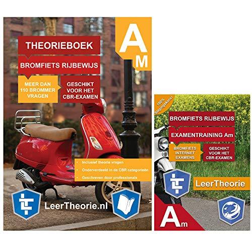 Scooter Theorie Boek | Rijbewijs AM Nederland | Theorieboek Am | Bromfiets – Theorie Leren | CBR Theorieboek Brommer | CBR Theorieboek Brommer | Scooter Theorie Nederland – Met Online
