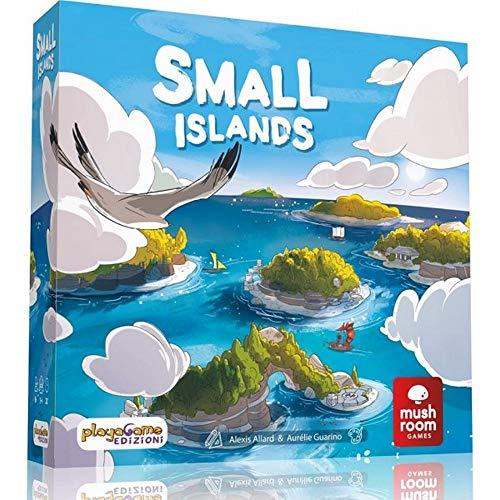 Playagame Small Islands Gioco da Tavolo in Italiano