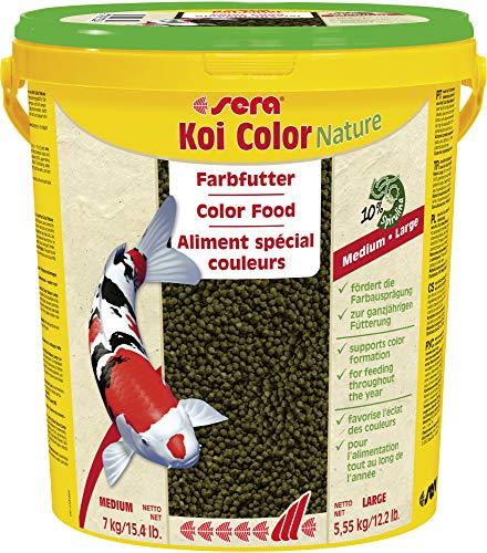 sera Koi Color Medium 21 Liter