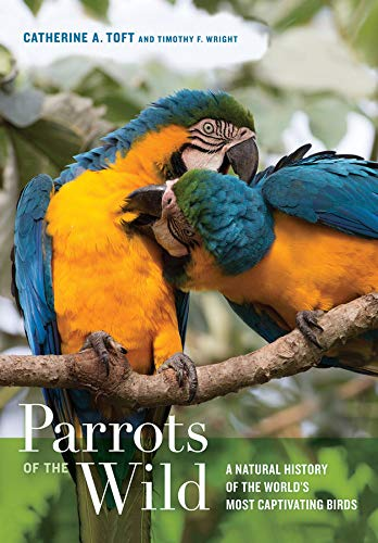Parrots of the Wild: A Natural History of the World\'s Most Captivating Birds