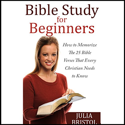 The Bible: The Bible Study for Beginners audiobook cover art