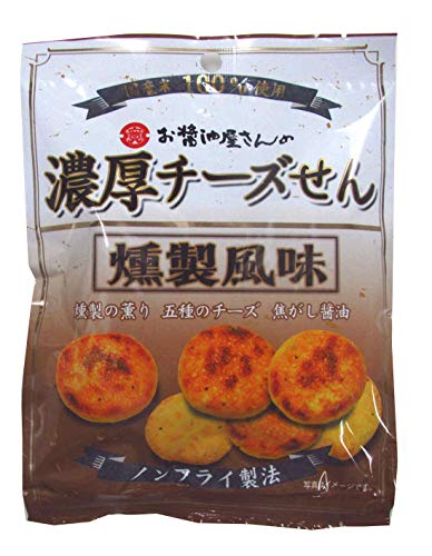 関口醸造 濃厚チーズせん燻製風味 32g×6袋