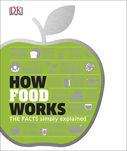 How Food Works: The Facts Visually Explained (Dk)