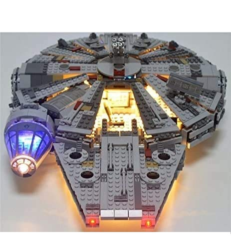 Set LED per LEGO Millenium Falcon 24 LED 75105, 7965 & 4504