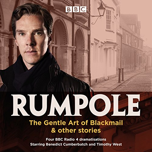 Rumpole: The Gentle Art of Blackmail & Other Stories audiobook cover art