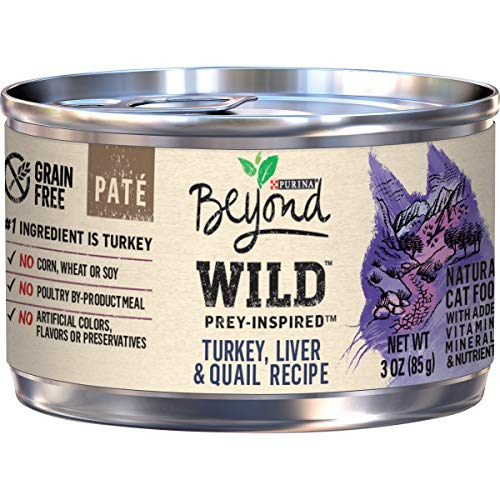 Purina Beyond Wild Wet Cat Food