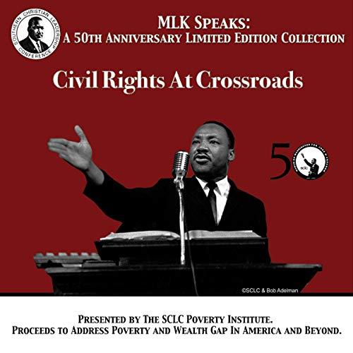 Page de couverture de Civil Rights At Crossroads