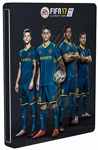 FIFA 17 - Steelbook Edition (exkl. bei Amazon.de) - PlayStation 4 [Importación alemana]
