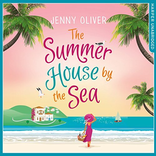 The Summerhouse by the Sea audiobook cover art