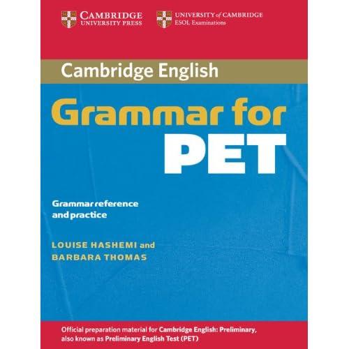 PET Cambridge: Amazon.es