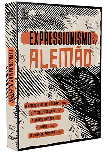 Expressionismo Alemão Digistak com DVDs