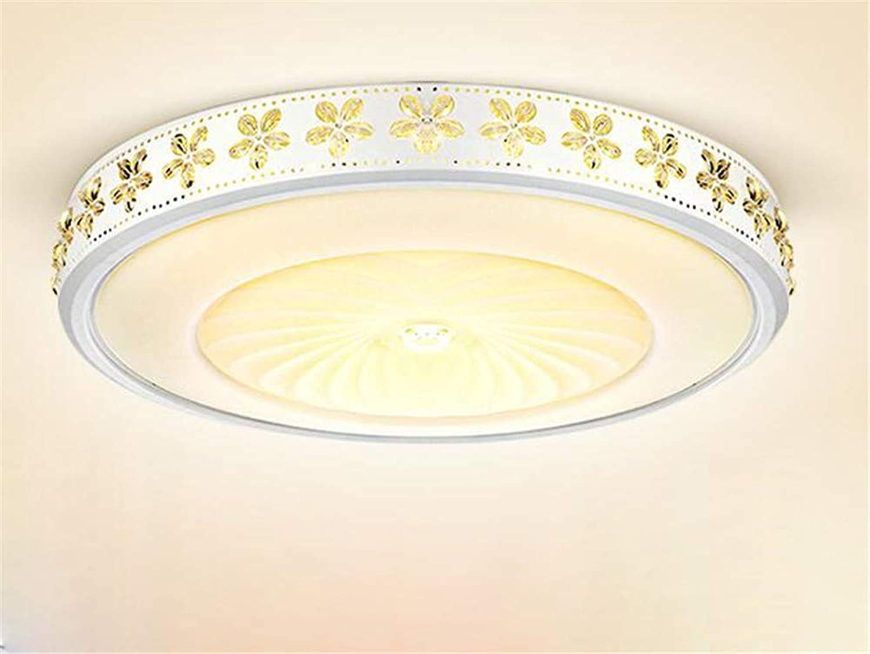 Dekoration Moderne Deckenleuchteled Bedroom Ceiling Lamp Circular Room Study Lamp Balcony Corridor Lamp Dining Room Living Room Lamp Modern Simple Luminaire 30Cm