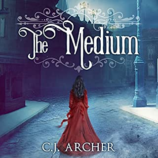 The Medium audiobook cover art