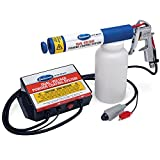 Eastwood Dual Voltage Powder Gun Durable Finish 25 000 V Handheld Switch Fast Cure Large N Tight...