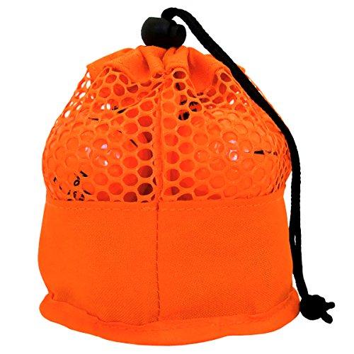 TOBIEMON(トビエモン)ゴルフボール公認球2ピース1ダース(12個入り)オレンジメッシュバック入りTBM-2MBO
