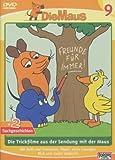 Die Maus 9 - Freunde für immer [Alemania] [DVD]