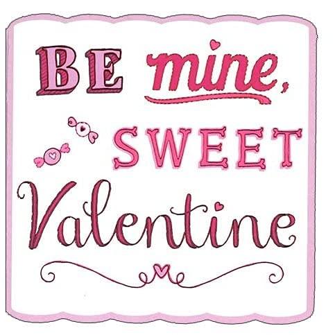 グリーティングカード バレンタイン「ピンクのキャンディー」 お菓子 ハート メッセージカード 手紙 おしゃれ 贈り物 ギフト 封筒付き