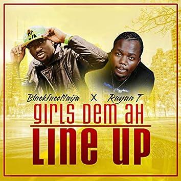 Girls Dem Ah Line Up