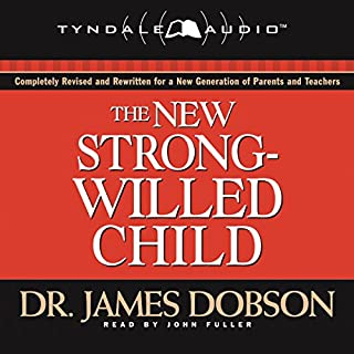 The New Strong-Willed Child audiobook cover art