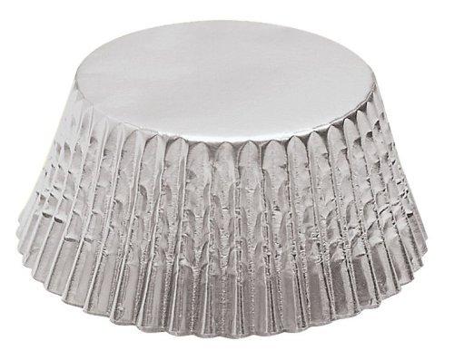 Fox Run Silver Foil Standard Bake Cups, 32 Cups (2) by Fox Run
