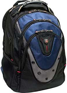 "SwissGear Genuine 17"" Blue Notebook Backpack"