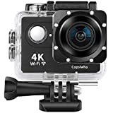 H9 4K 20MP WiFi Sports Action Camera + 32GB Ultra microSDHC UHS Memory Card