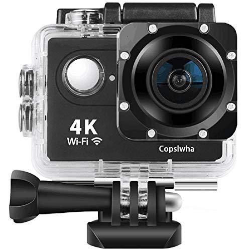 H9 4K 20MP WiFi Sports Action Camera + 32GB Ultra microSDHC UHS Memory Card